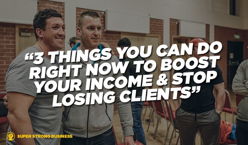 How To Stop Losing Clients & Boost Your Income