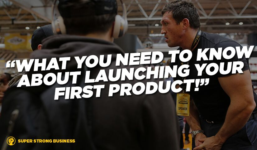 What You Need To Know About Your First Fitness Product Launch