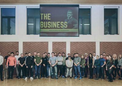 Phil Graham Business Seminar