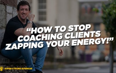 How To Stop PT Clients Zapping Your Energy