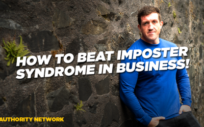 Beating Imposter Syndrome – Five Secrets That Successful Entrepreneurs Already Know